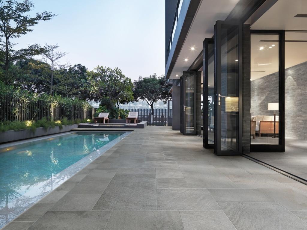 betonlook vloertegels